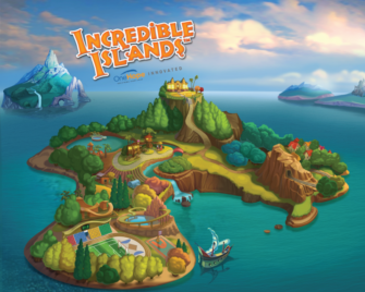 Incredible Islands makes Bible study fun