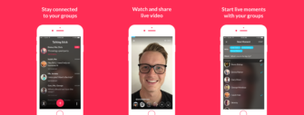 Using video chat to create community