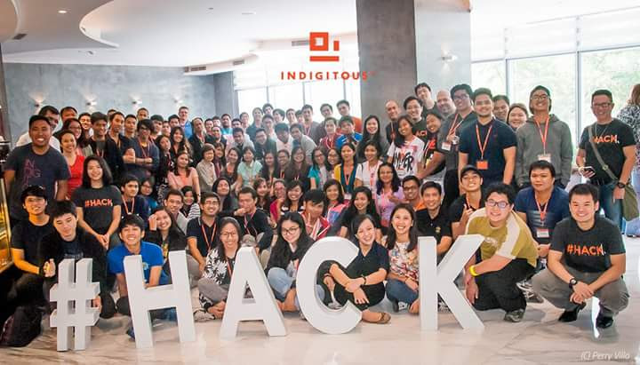 Indigitous #HACK in Manila 2016