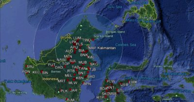 Online Map of All MAF Bases and Served Airstrips