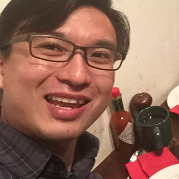 Profile photo of Roger Yeo